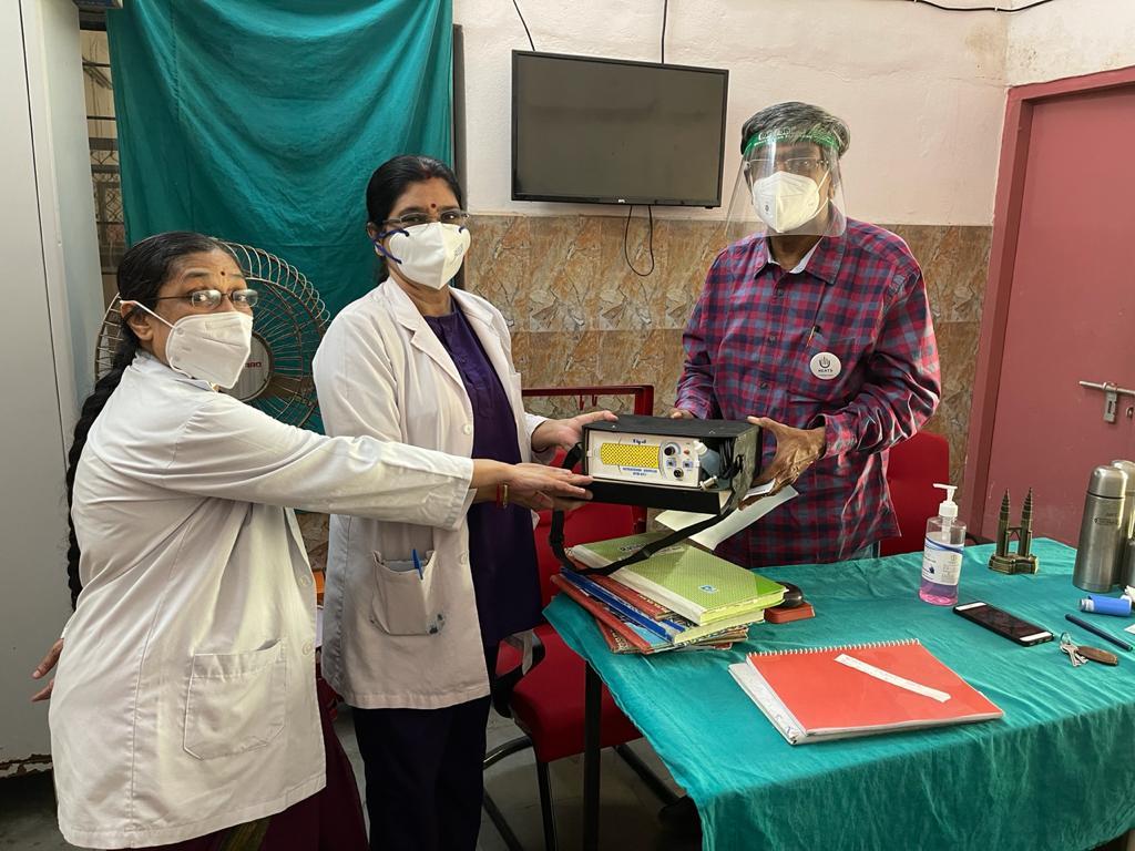 Government Area Hospitals in King Koti, Nampally, Malakpet and Golconda photo